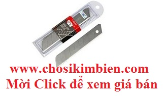 Lưỡi dao rọc giấy các loại